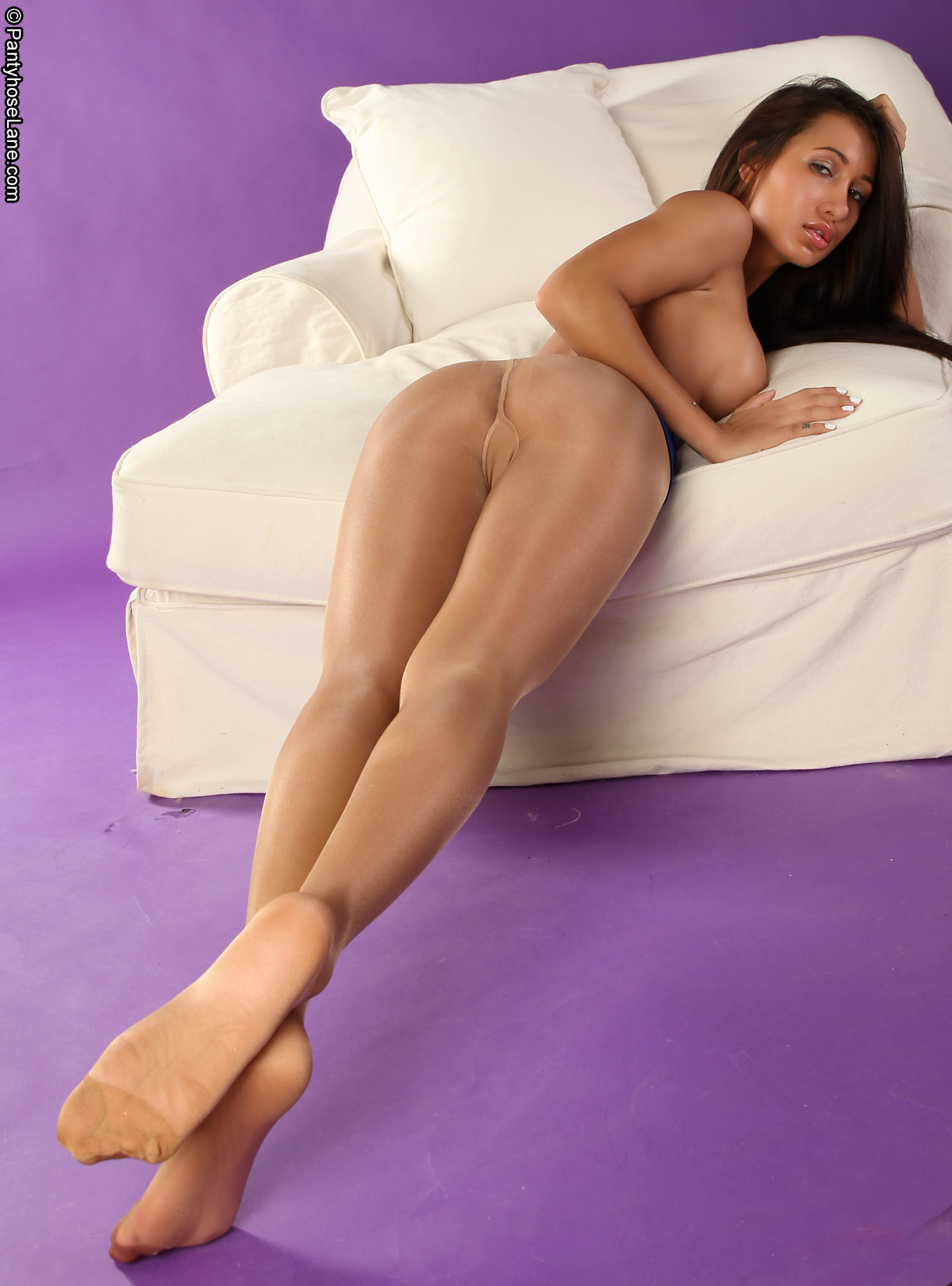 Amia miley in pantyhose