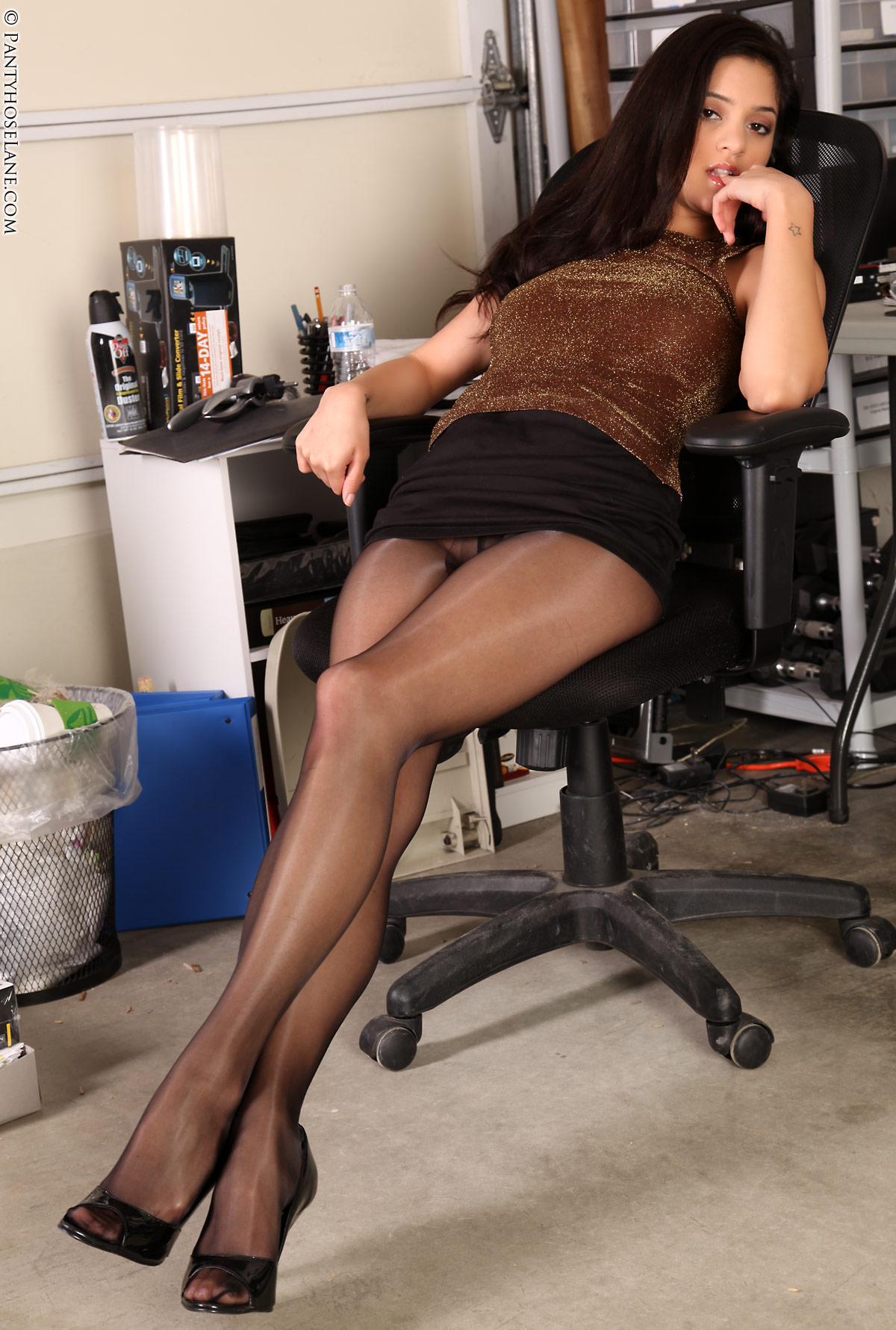 Of Pantyhose It Works 117